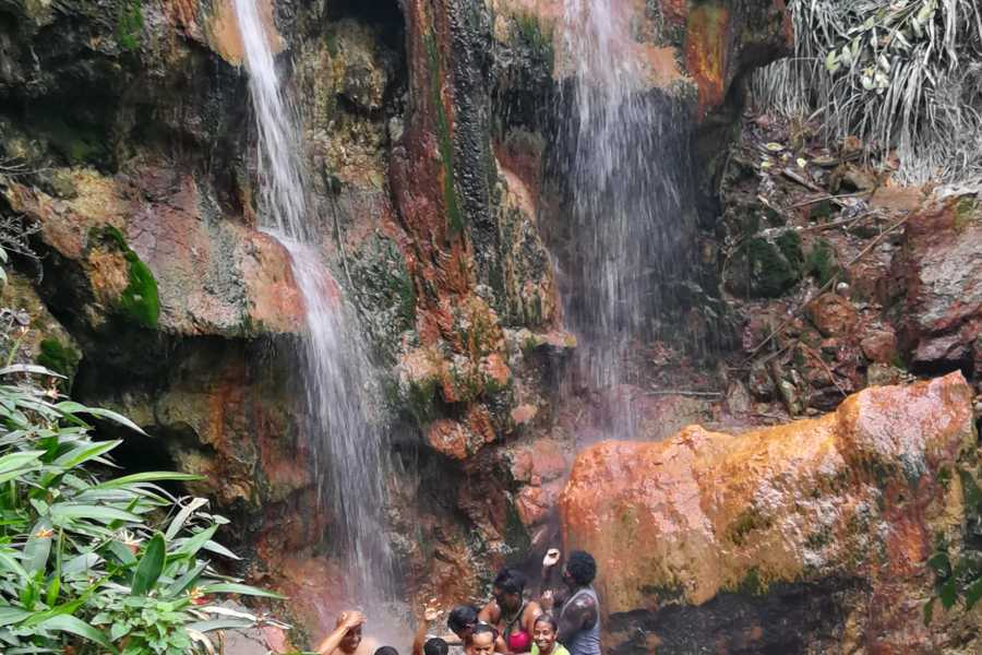 Eco Adventures Saint Lucia Tours Chasing Waterfalls Adventure