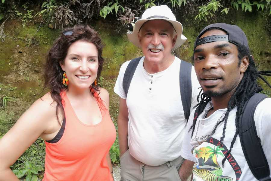 Eco Adventures Saint Lucia Tours Mount Gimie Hike
