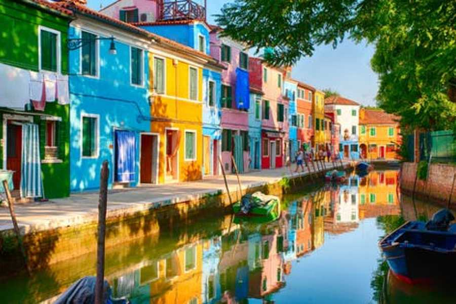 Venice Tours srl The marvelous islands of the lagoon: Murano, Burano and Torcello self-guided tour!