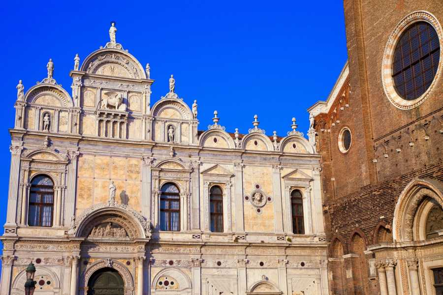 Venice Tours srl Ducal Venice - walking tour of Venice + The Doge's palace (skip the line) and entrance ticket to old Royal Palace!