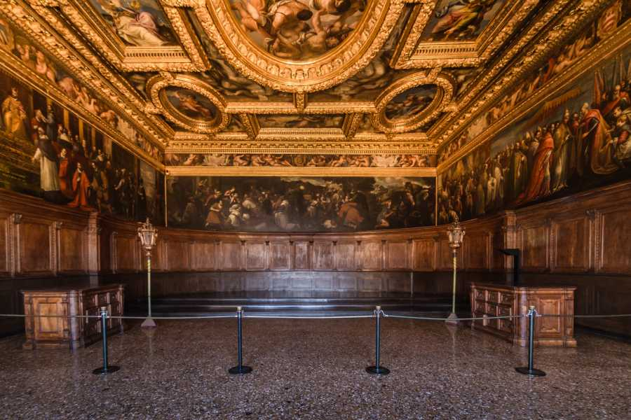 Venice Tours srl Ducal Venice guided tour - walking tour of Venice + The Doge's palace (skip the line) and entrance ticket to old Royal Palace!