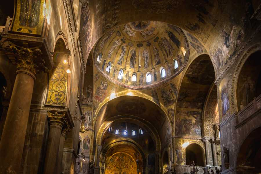 Venice Tours srl BYZANTINE VENICE - WALKING TOUR OF VENICE + THE GOLDEN BASILICA (SKIP THE LINE)!