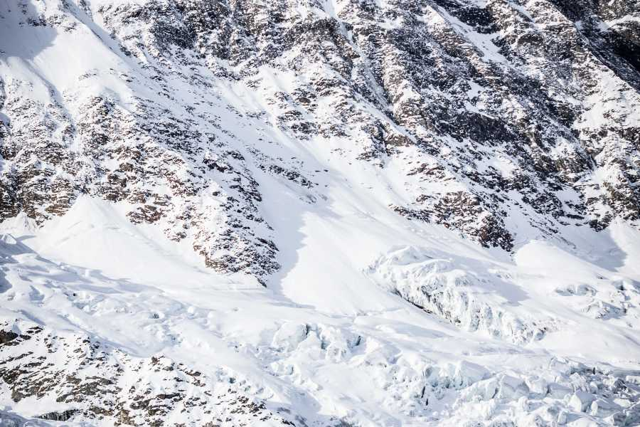 Saas-Fee Guides Avalanche Awareness