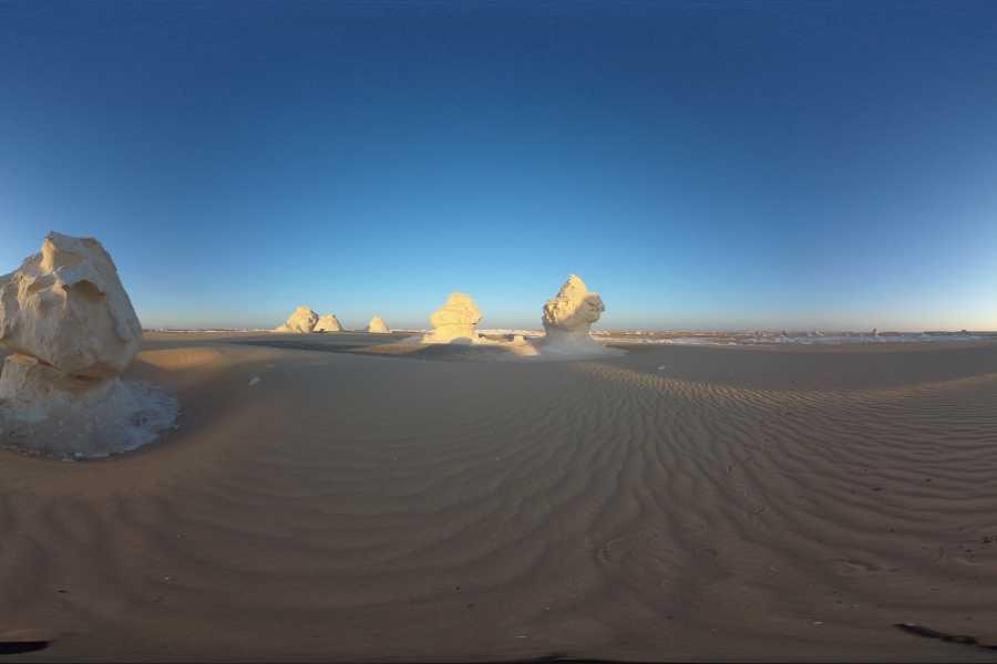 Excursies Egypte 2 days trip to white desert from Cairo