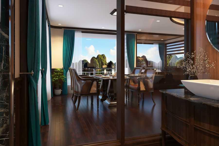 Friends Travel Vietnam La Regina Legend Cruise | 2D1N Lan Ha Bay
