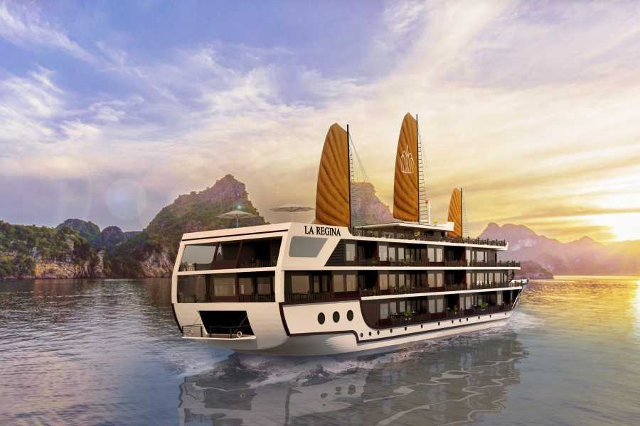 Friends Travel Vietnam La Regina Legend Cruise | 2D1N Halong Bay