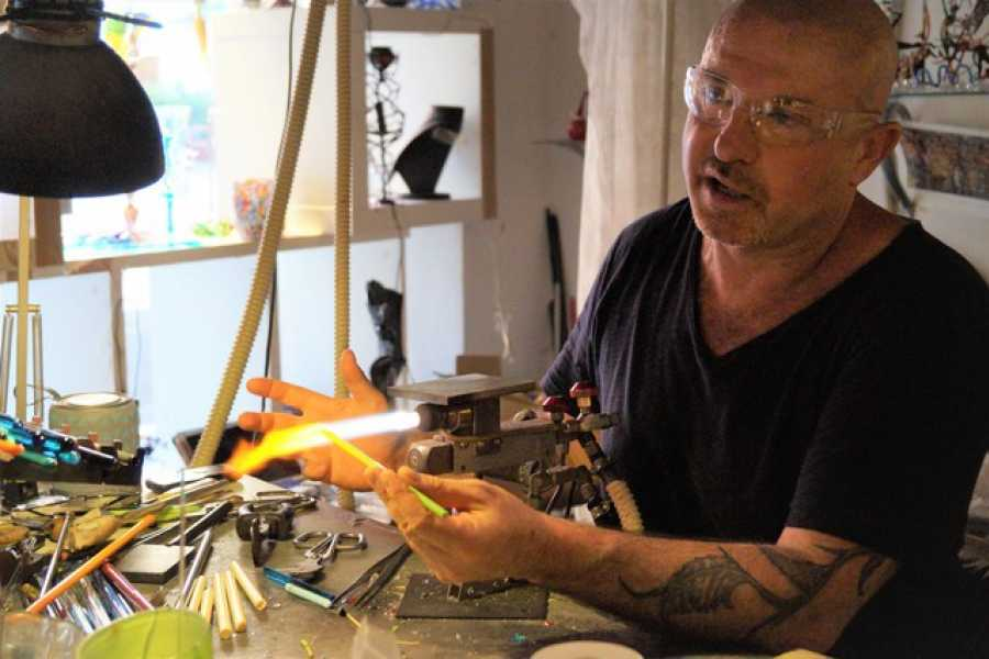 Venice Tours srl Create your own piece of glass: private lesson with a glass craftsman!