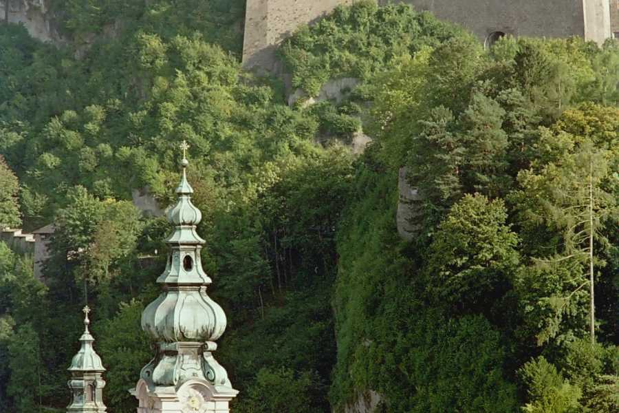 Kultur Tourismus Salzburg Private Sound of Music Walking Tour (90 min)