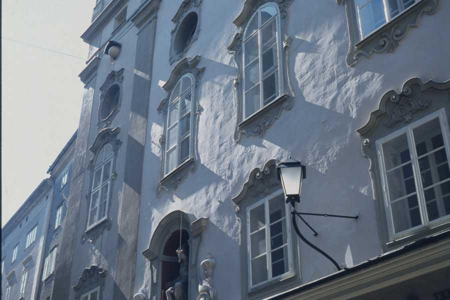 Kultur Tourismus Salzburg Salzburg - eine Perle des Barock