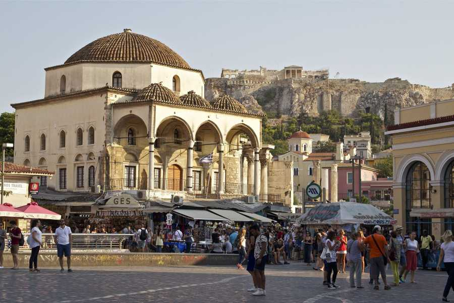Grekaddict Athens by Night Tour