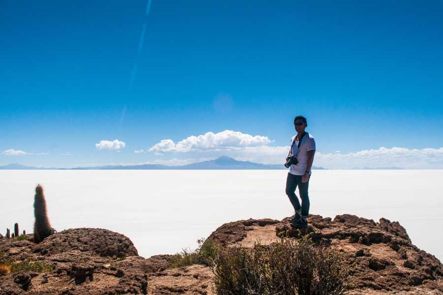 Uyuni Expeditions AUKA RUNAS ATACAMA-UYUNI 3D (ÉPOCA SECA)