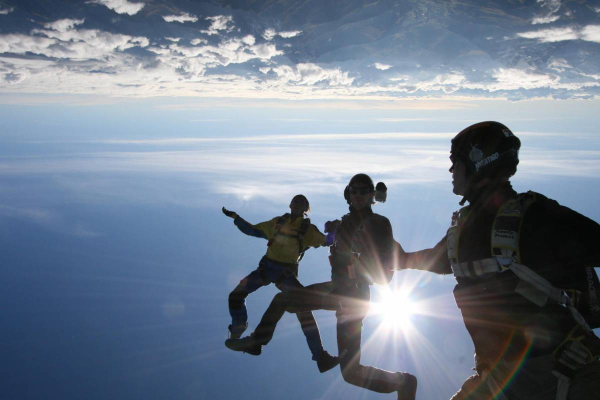 Skydive Switzerland GmbH Licensed Skydivers