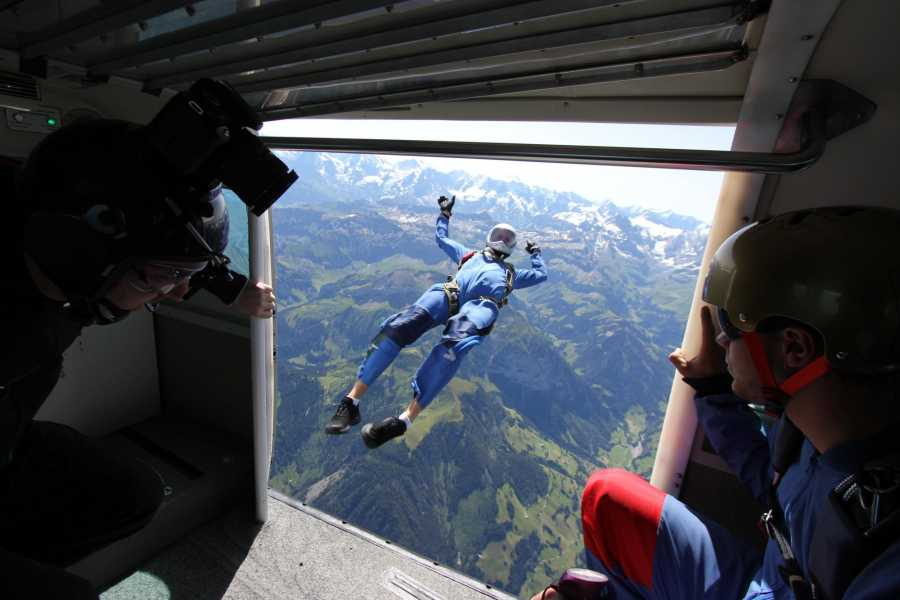 Skydive Switzerland GmbH Licensed Skydivers