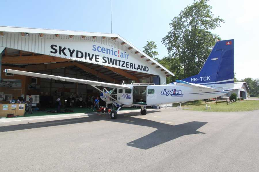 Skydive Switzerland GmbH Drop Zone