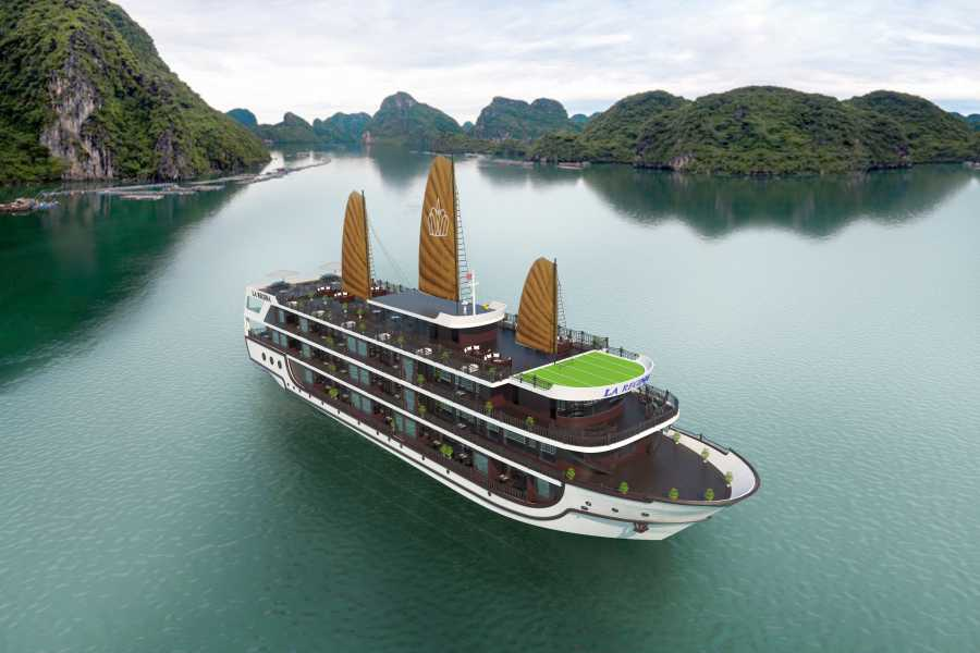 Friends Travel Vietnam La Regina Legend Cruise | 3D2N Halong Bay