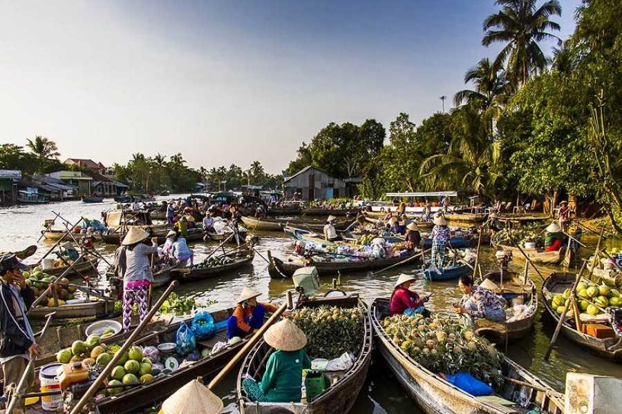 Vietnam 24h Tour Cái Bé - Cần Thơ 2 ngày 1 đêm
