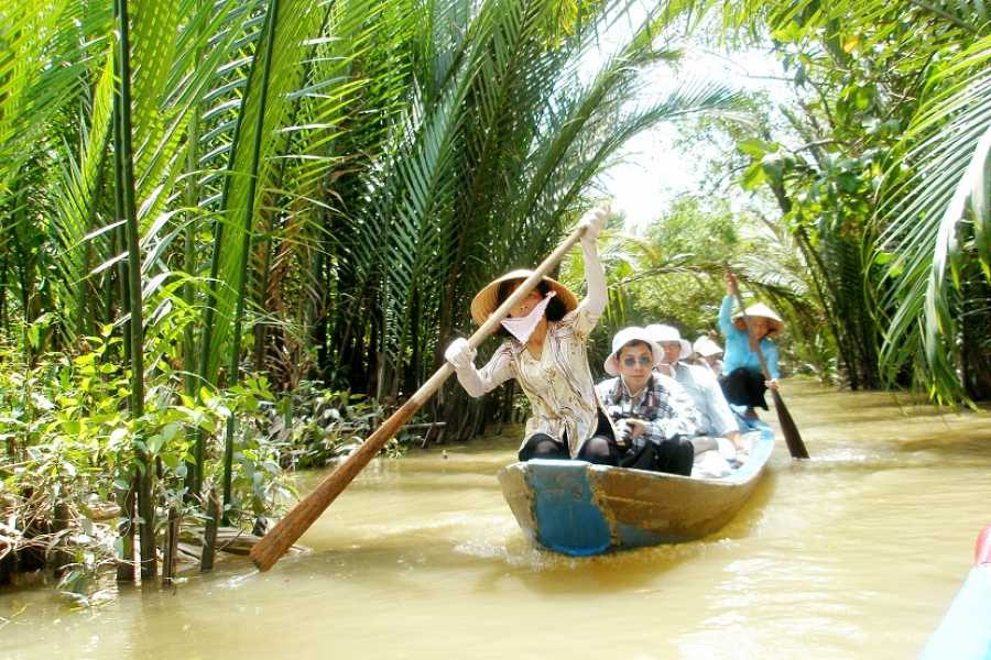 Vietnam 24h Tour Mekong Delta Discovery Day Tour