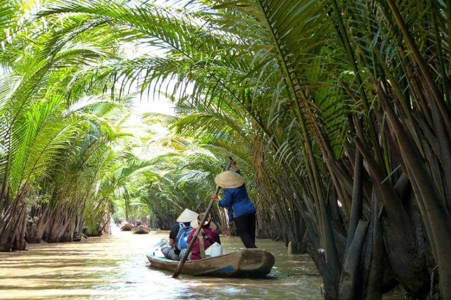 Vietnam 24h Tour Cai Be Floating Market – Vinh Long – 1 day
