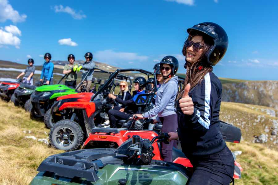 CongoCanopy.com Just for Kids ATV Tour