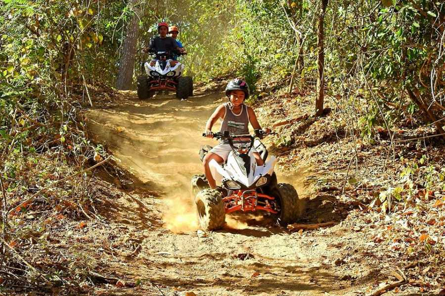 Congo Canopy Just for Kids ATV Tour
