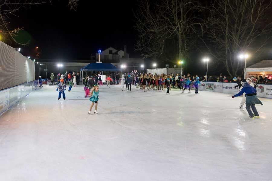 Murten Tourismus / Morat Tourisme Miete ganzes Eisfeld (ICE)