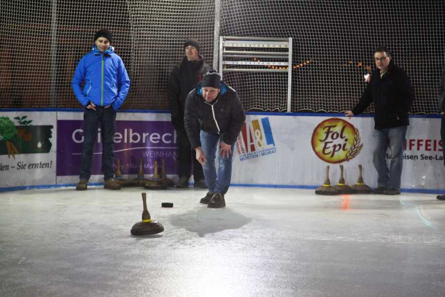 Murten Tourismus / Morat Tourisme Ice stick shooting (ICE)