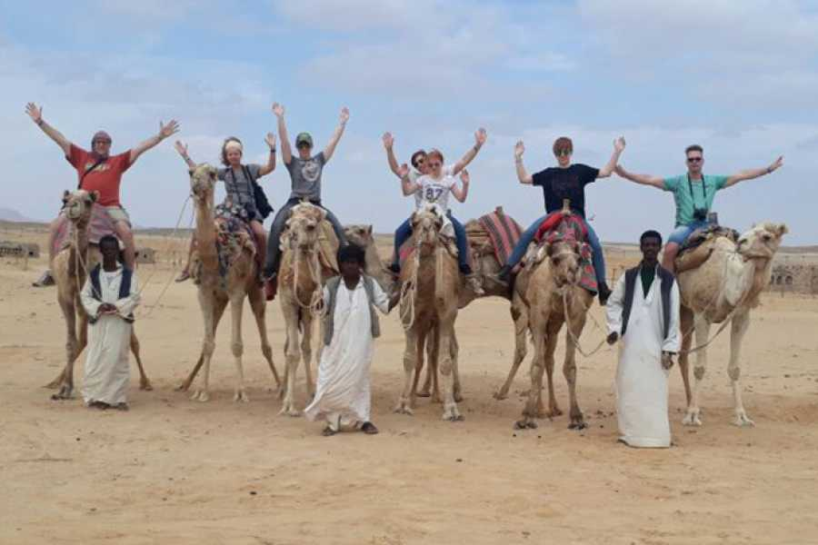 Marsa alam tours Afternoon Desert Quad biking from Marsa Alam