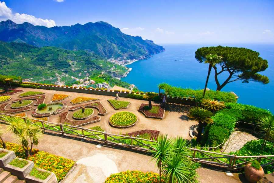 Di Nocera Service Amalfi Coast Tour from Sorrento