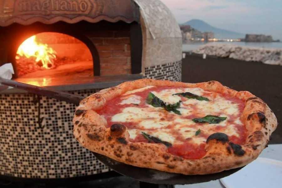 Di Nocera Service Pizza Tour & Tasting in Naples  from Sorrento