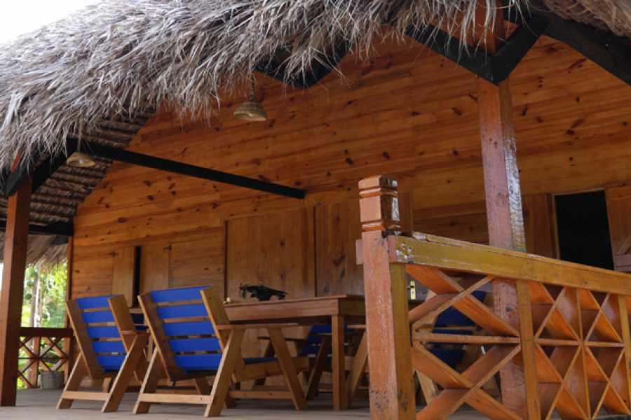 Marina Blue Haiti Mole Saint Nicolas 3 nights in Colombus Hotel with Latortue Island visit