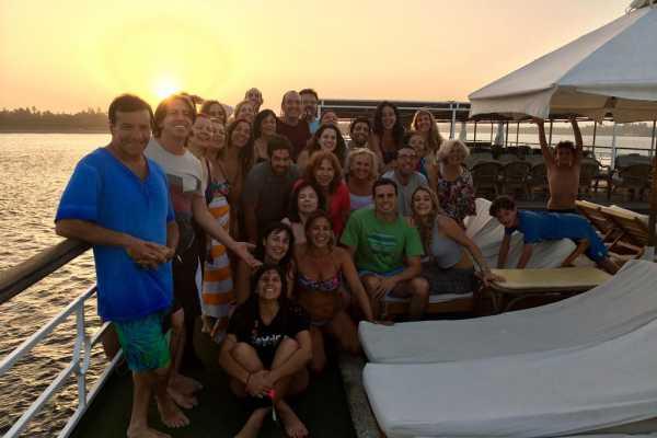 8 days Nile Cruise -Mirage Egypt