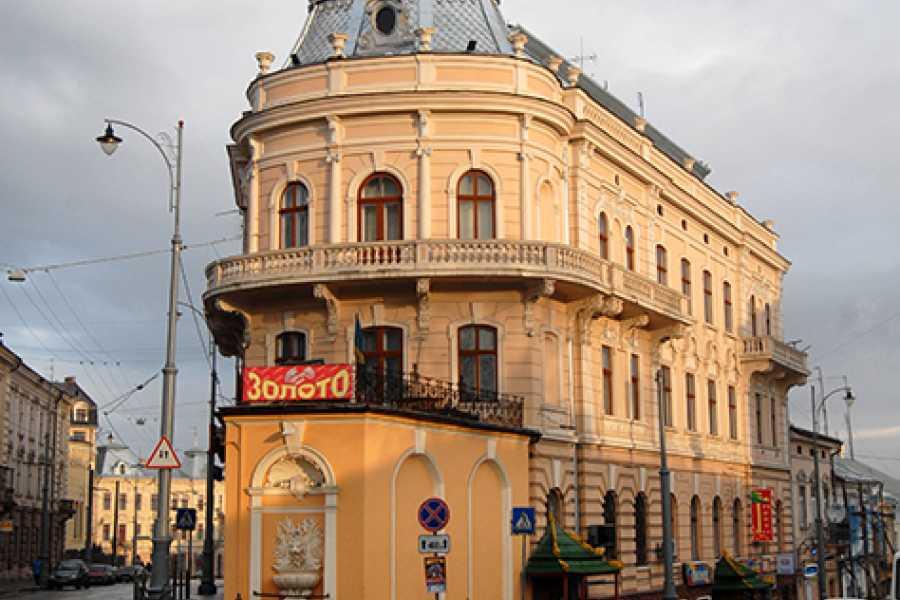 Aventour THE TOUR OF ANCIENT CASTLE OF UKRAINE