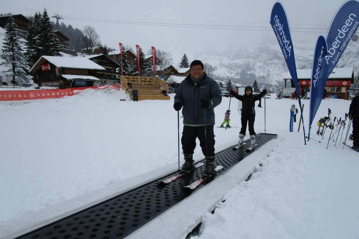 Outdoor Interlaken AG 1 Day Beginner Ski Package