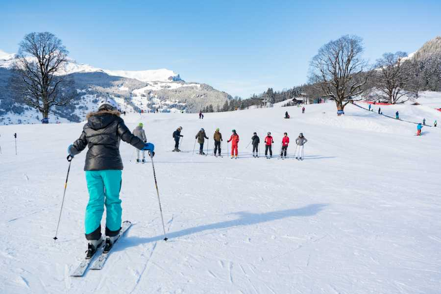 Outdoor Interlaken AG 1 Tages Ski - Einsteiger Package