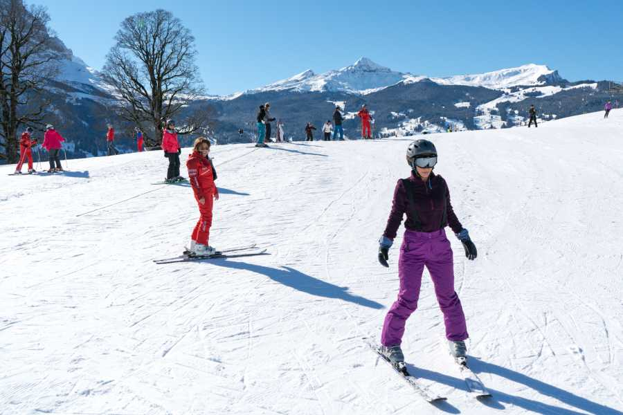 Outdoor Interlaken AG 1 Day Beginner Ski Package