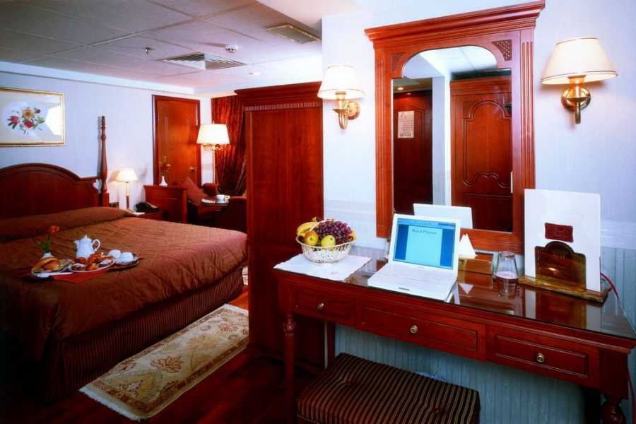 Excursies Egypte 4 Nights Nile Cruise -Luxor Aswan on Royal Princess