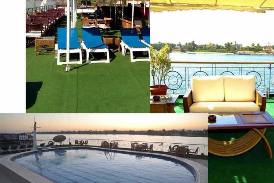 Excursies Egypte 5 days Nile Cruise Luxor Aswan