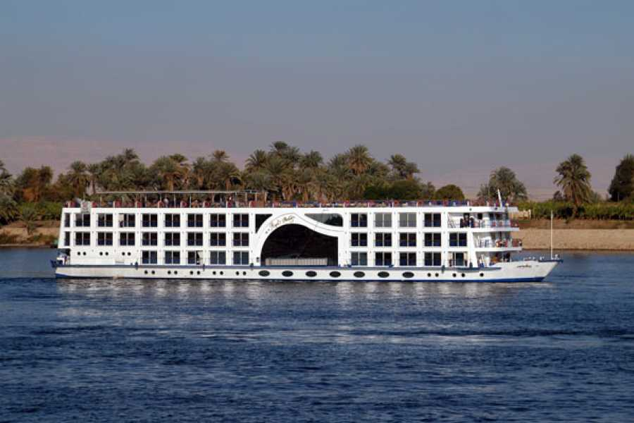 Excursies Egypte 8 days  Nile Cruise on Royal Princess