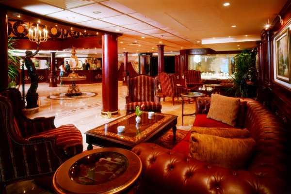 3 Nights Nile Cruise from Marsa Alam