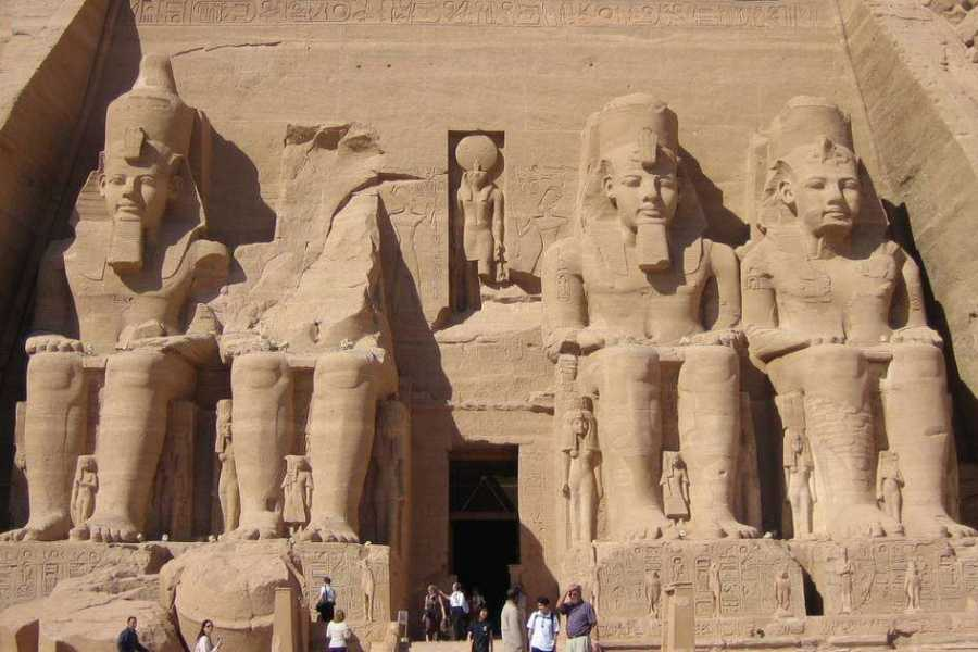 Marsa alam tours 3 Nächte Nilkreuzfahrt von Marsa Alam