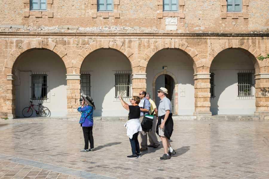 Grekaddict City walking tour of Nafplio