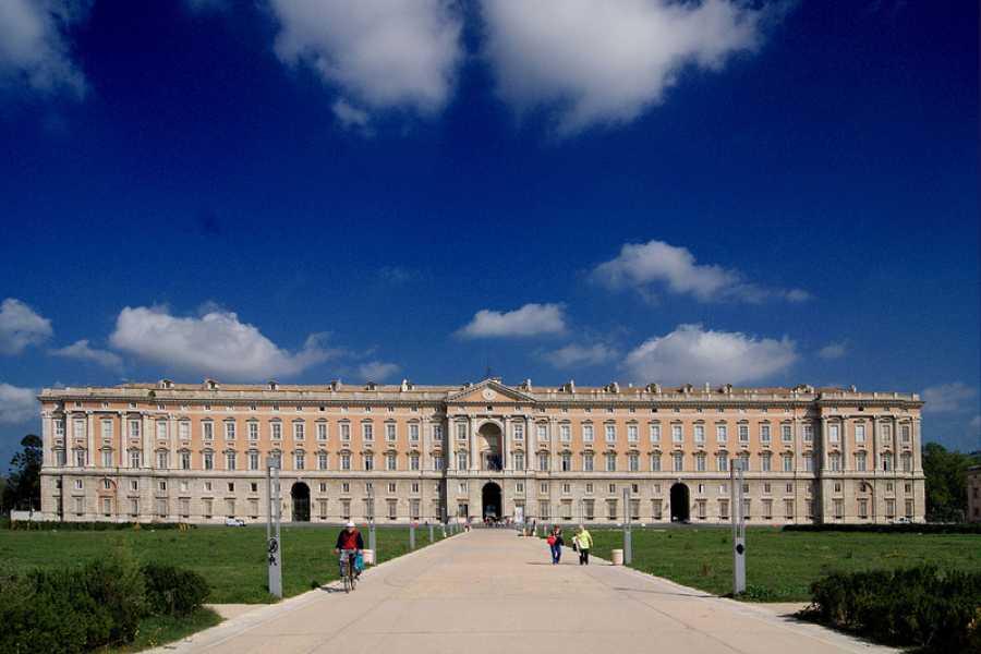 Di Nocera Service Caserta Royal Palace & La Reggia Shopping SpreeTour from Naples