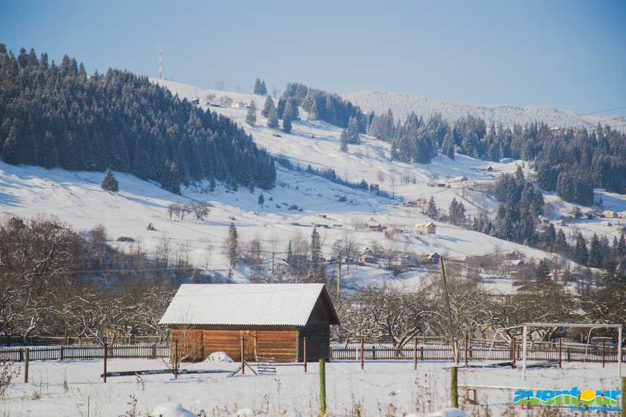 Aventour Winter Trip to the Carpathians