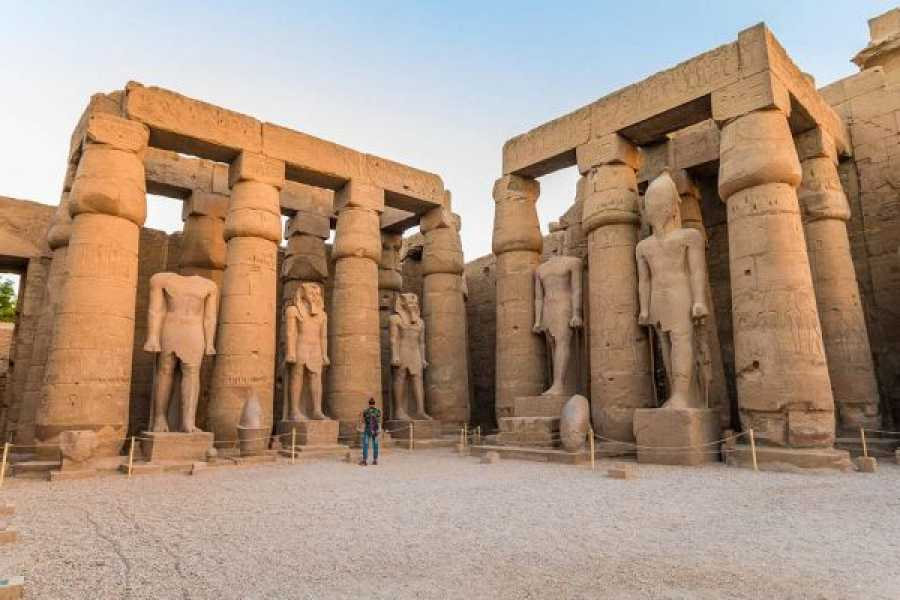 Journey To Egypt 5 Day Cairo & Luxor