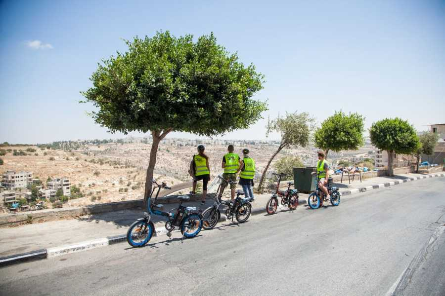 Siraj Center EVERY FRIDAY - E-Bike Bethlehem