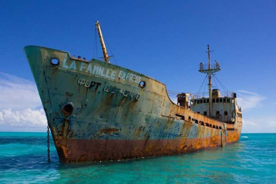 Kite Provo & SUP Provo Kiteboarding Adventure Trips - Kite the Pirate Ship