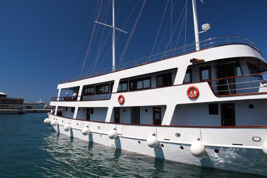 Nature Trips 2019 Montenegro Adriatic Secret Gulet Cruise - from Kotor