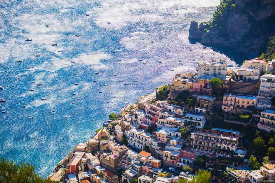 Di Nocera Service Pompei, Amalfi & Positano Tour from Sorrento
