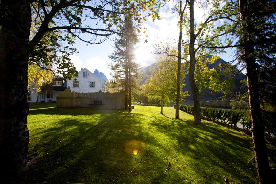 Hotel Aak Den klassiske lunsj til lunsj samlingen