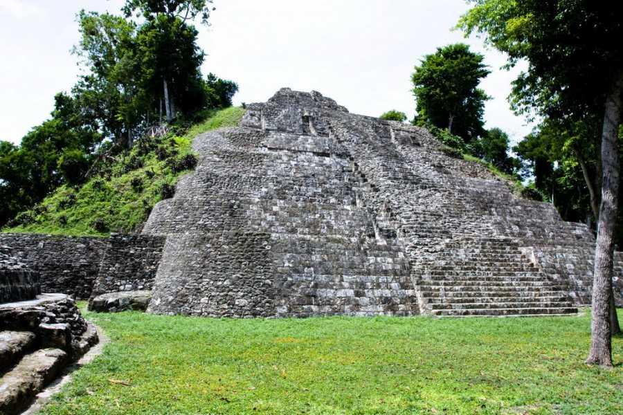 Gem Trips Yaxha Sunset from Tikal